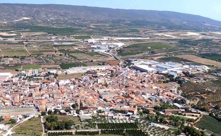 El exalcalde de Vallada, en Valencia, construyó un puerto seco a más de 80 kilómetros del mar
