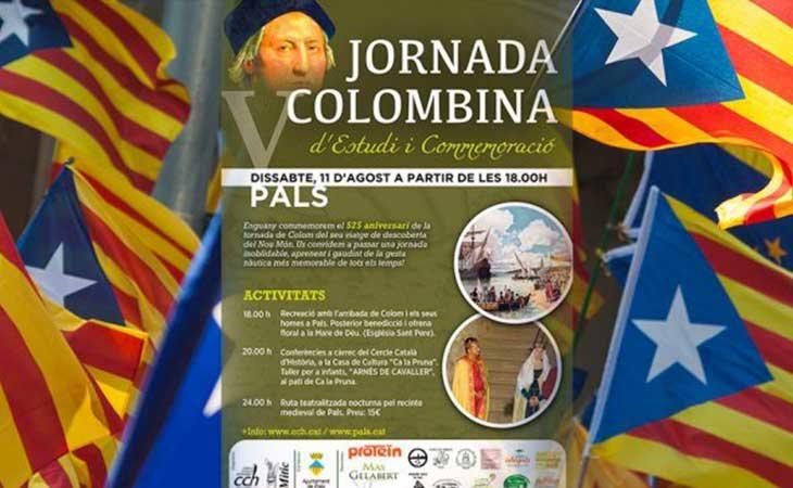 Programa de 'Cristóbal Colón y el puerto de Pals: el descubrimiento catalán de América'