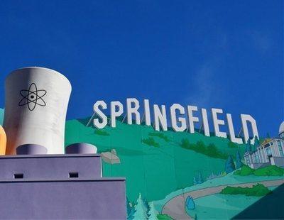 ¿Dónde se encuentra el Springfield de 'Los Simpsons'?