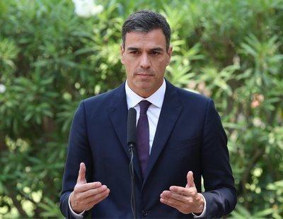 """Sánchez dice ahora lo mismo que el PP: """"las devoluciones en caliente no son ilegales"""""""