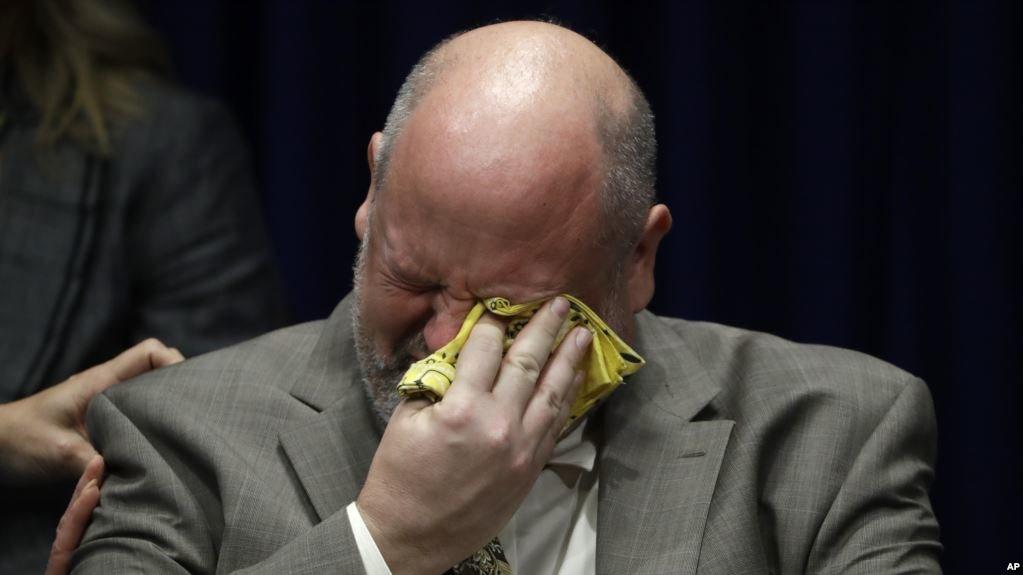 El caso de abusos en Pensilvania conmocionó a los asistentes, algunos de ellos víctimas
