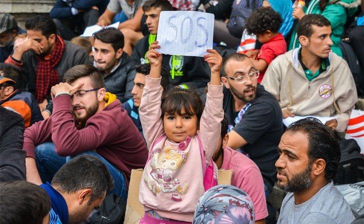 El gobierno austriaco le ha denegado el asilo porque considera que no tiene actitudes homosexuales, literalmente