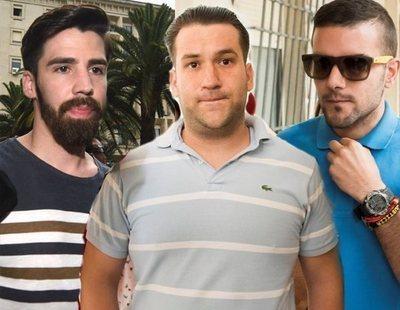Tres miembros de 'La Manada' se apuntan al paro y solicitan cobrar un subsidio