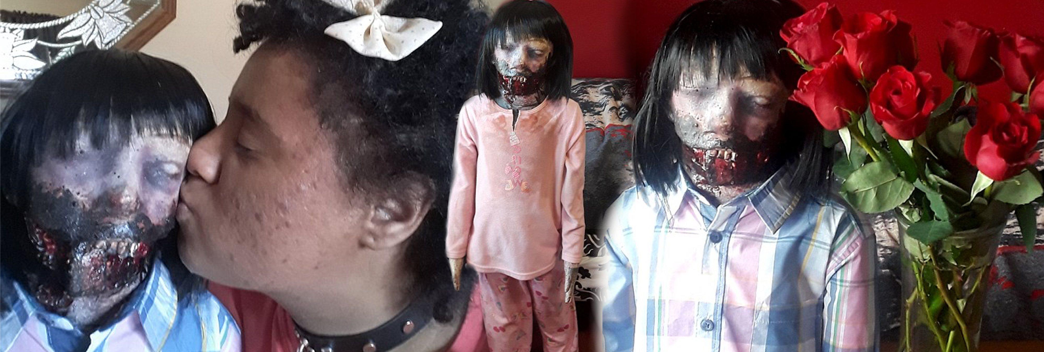 """Una adolescente se va a casar con su muñeca diabólica: """"Estoy enamorada"""""""