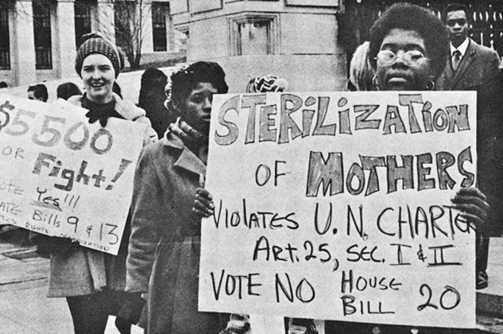 Las protestas comenzaron hace décadas