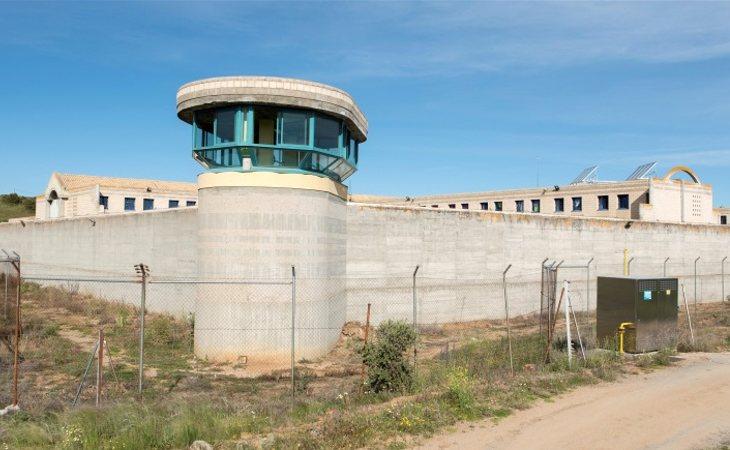 Cárcel de Brieva en la que cumple condena Iñaki Urdangarín