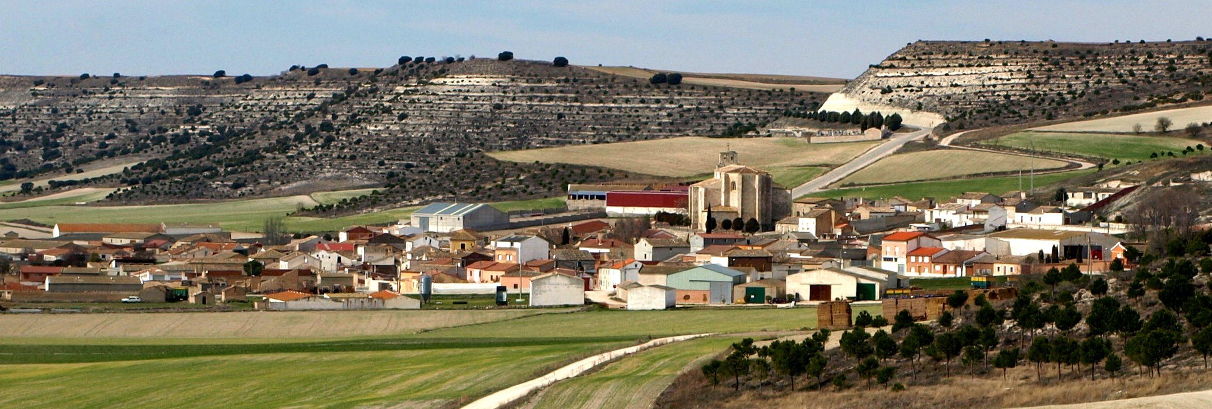 Mata a tiros a un hombre y deja tres heridos en un pueblo de Valladolid