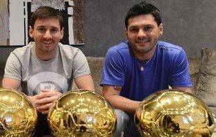 Dos años y medio de cárcel para el hermano de Messi