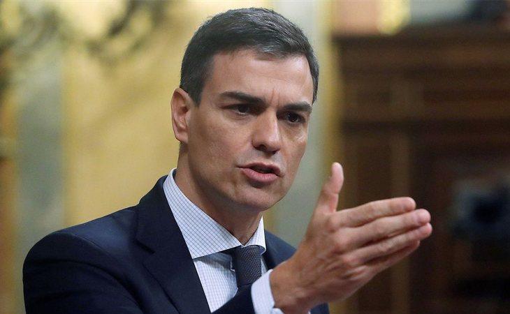 Pedro Sánchez, decidido a exhumar los restos de Franco