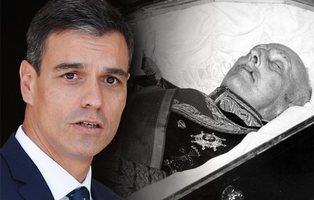 El Gobierno activa el proceso de exhumación de Franco