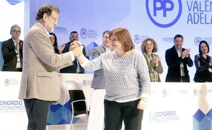 Isabel Bonig, que apoyó a Casado en las primarias, se mantiene como líder en Valencia