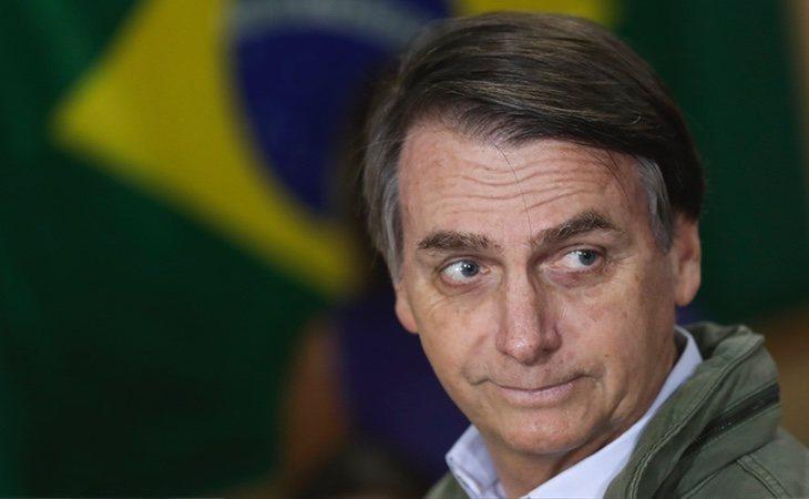 El ultraderechista Jair Bolsonaro se ha alzado con el bastón de mando en Brasil
