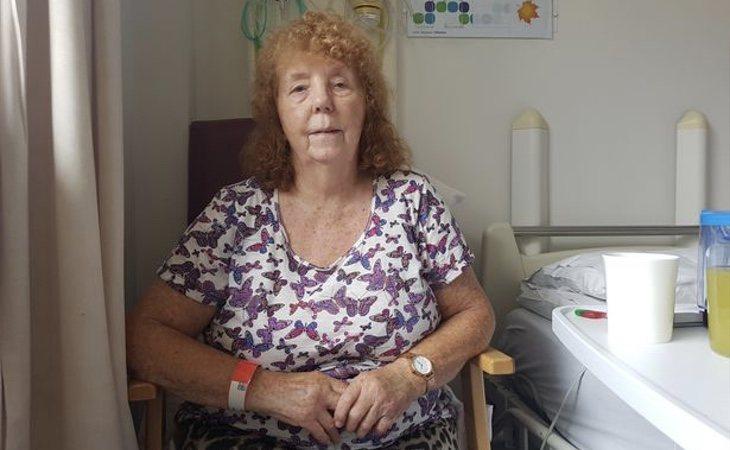 Freda Jackson ha recibido todo tipo de críticas tras quejarse de la presencia de españoles en Benidorm