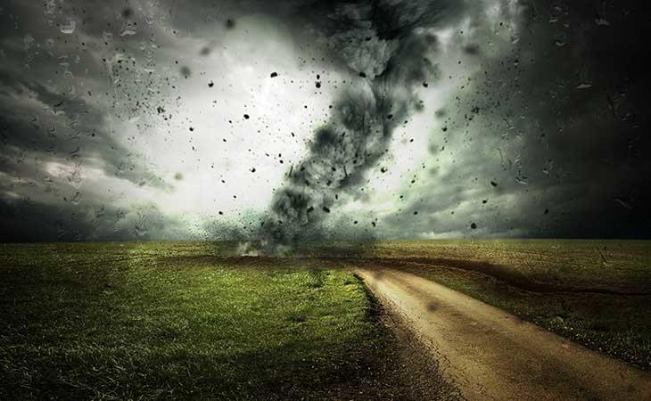 La temporada de huracanes se extiende