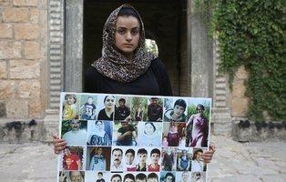 Una joven se encuentra en un supermercado alemán al terrorista que la violó y la esclavizó