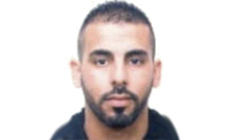 Abdelouahab Taib murió abatido por la Policía