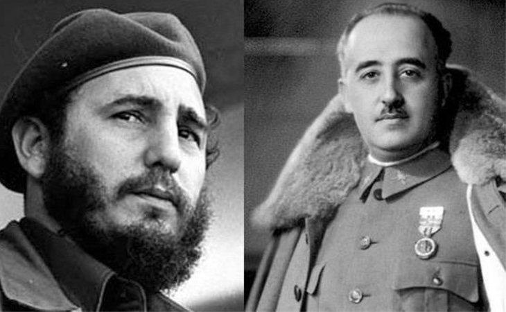 Fidel Castro y Franco