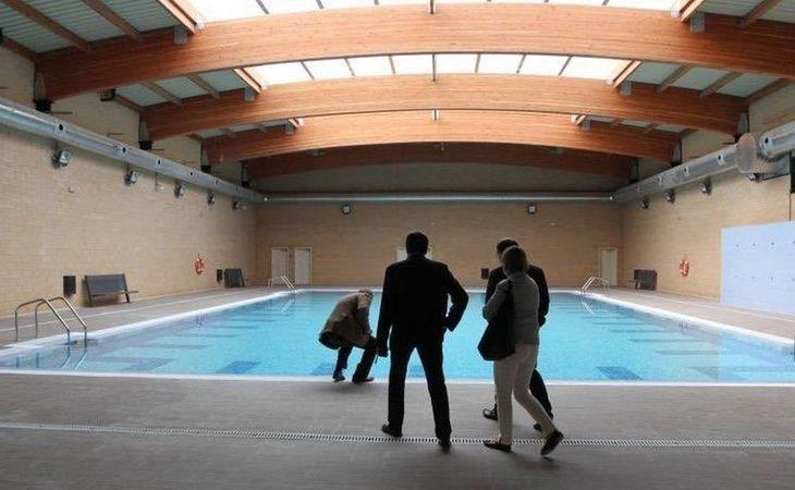 La piscina de la cárcel de Archidona será una de las primeras en reabrirse