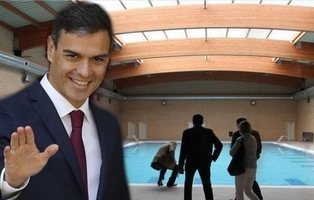 Pedro Sánchez reabre 22 piscinas de las prisiones españolas con un coste de 340.000 euros