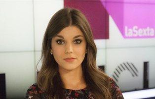 La periodista de laSexta, Lorena Baeza, denuncia el acoso machista que vivió en el Metro
