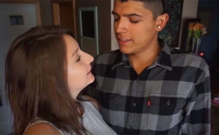 La pareja subía su vida a redes sociales