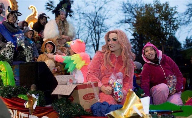 La presencia de La Prohibida en la cabalgata de Reyes terminó con duras críticas por parte de Ciudadanos