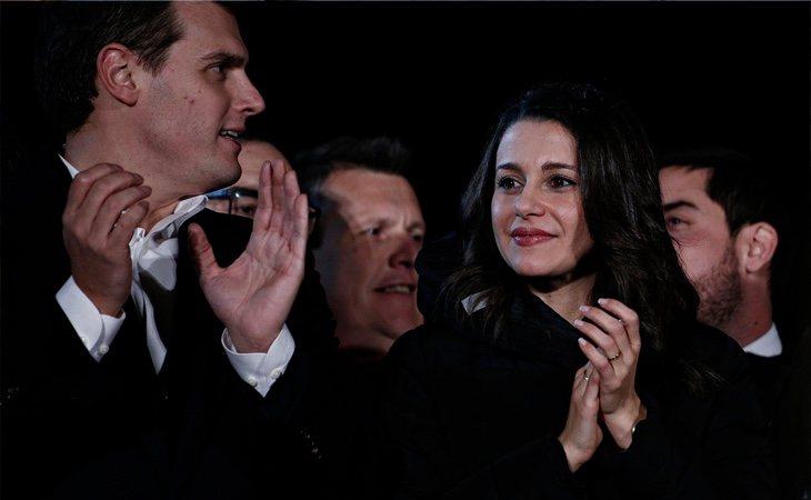 Inés Arrimadas mantuvo un perfil extremadamente bajo tras su victoria en las elecciones catalanas
