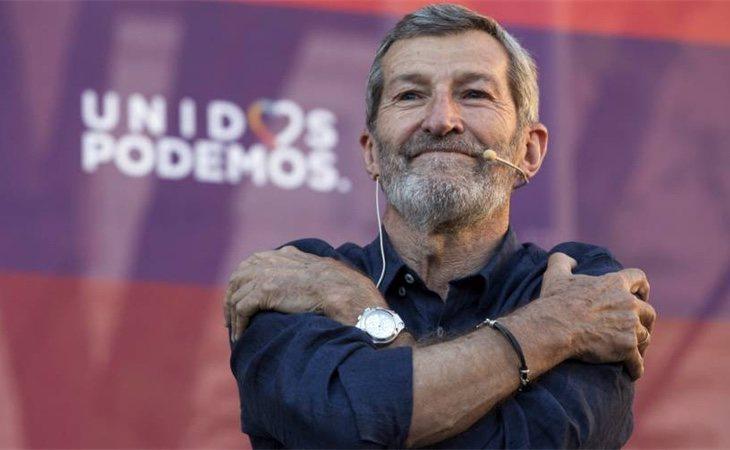 Julio Rodríguez fue Jefe del Estado Mayor de Defensa y ahora se dedica a la política de la mano de Podemos