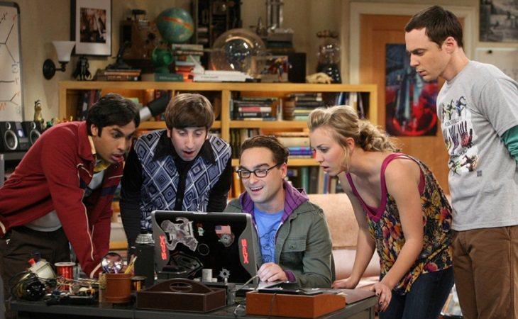 El peculiar humor de 'The Big Bang Theory, clave de su éxito