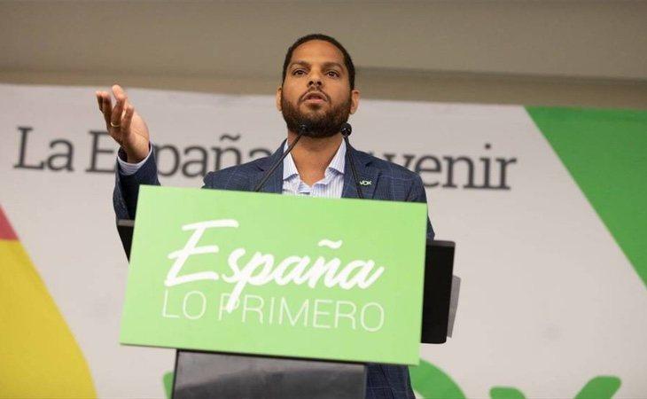 Garriga mantiene un discurso en contra de la inmigración