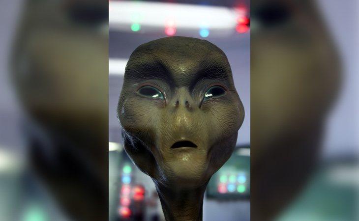 Esta es la imagen que la mayoría de la población atribuye a los extraterrestres
