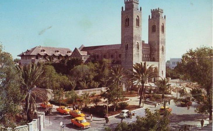 La catedral de Mogadiscio era uno de sus principales atractivos