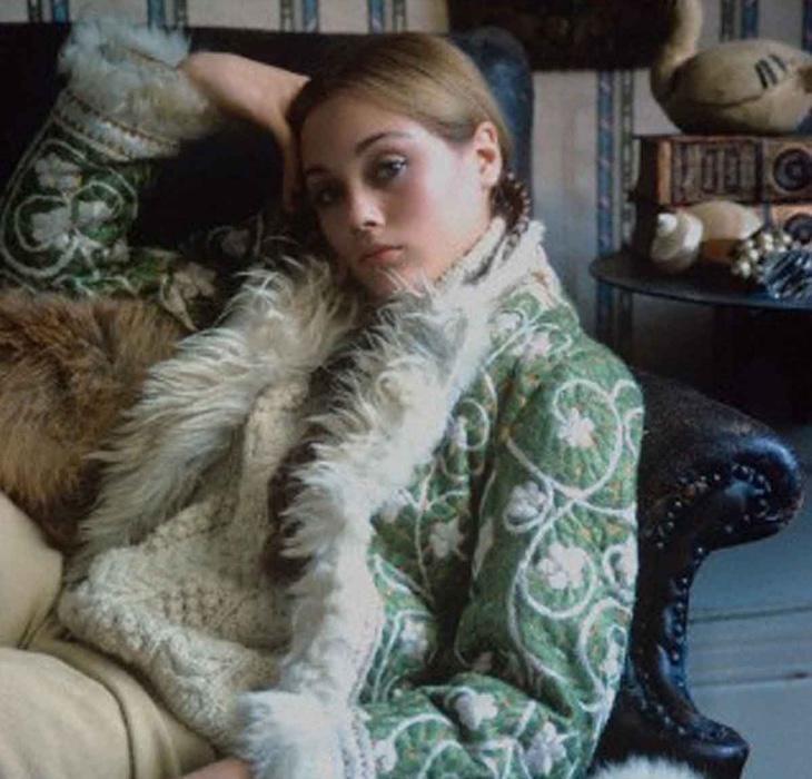 La revista Vogue realizó varias sesiones fotográficas en Kabul atraído por el exotismo que despertaba en los 70