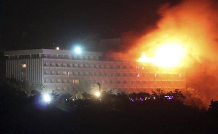 El último ataque contra el hotel dejó un total de 20 muertos