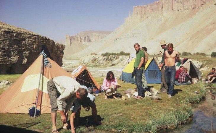 El valle era uno de los destinos hippies por excelencia