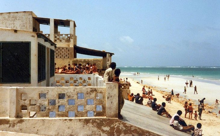 Las playas y sus bares eran uno de sus principales atractivos