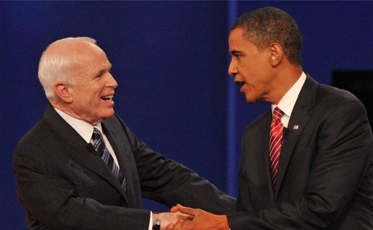 El debate entre Obama y McCain terminó con bromas sobre algunas de sus peculiaridades