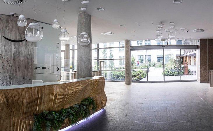 Amazon ha establecido en Madrid su centro de operaciones europeo