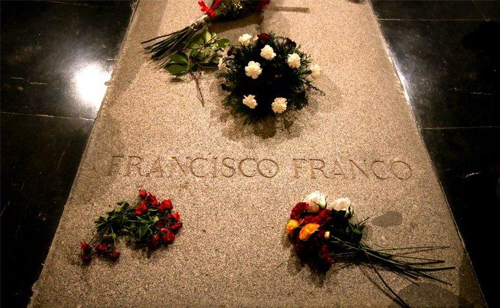 Tumba de Franco en el Valle de los Caídos