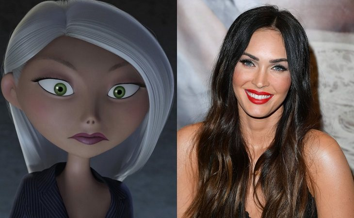 Megan Fox como Mirage