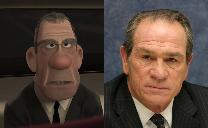 Tommy Lee Jones como Rick Dicker