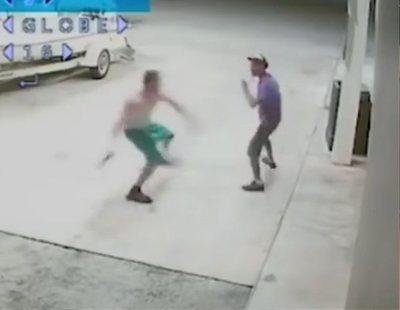 Un reconocido modelo mata a golpes a un indigente que le pidió una moneda