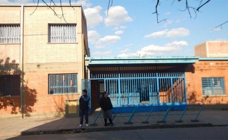 Escuela Técnica de San José de Metán, en Argentina