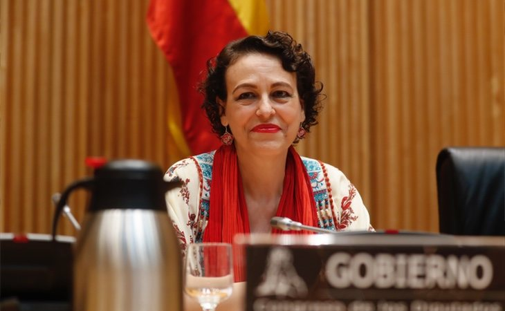La ministra de Trabajo, Magdalena Valerio, ha asegurado que los trámites para cerrar el sindicato ya se encuentran en marcha