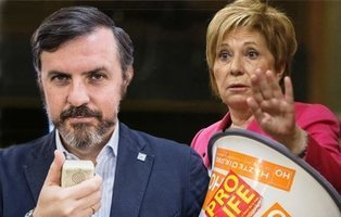 """Hazte Oír celebra que Casado purgue a Celia Villalobos por su """"infección progresista"""""""