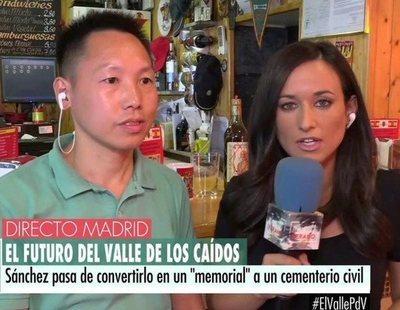 "Vuelve el 'chino facha': ""Franco solo fusiló a 17.000"""