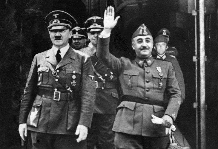 Franco ordenó sincronizar el reloj con Alemania en plena II Guerra Mundial