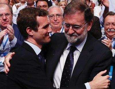 Pablo Casado ofrece a Rajoy un despacho en Génova