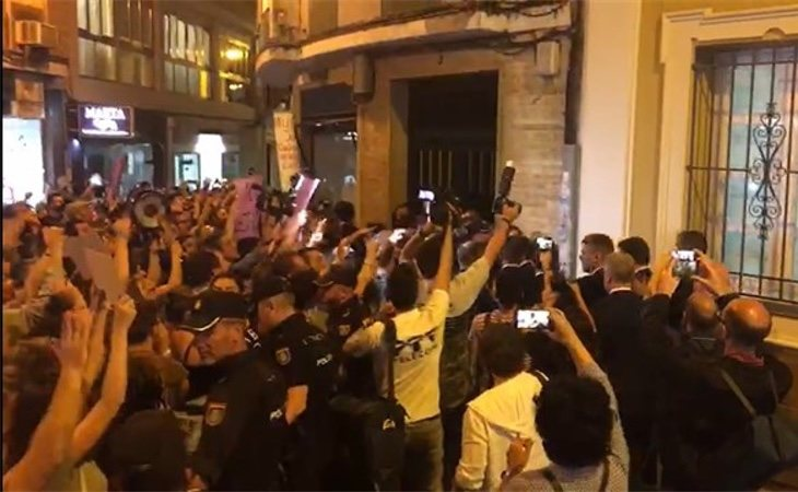 Manifestación en Córdoba (Europa Press)