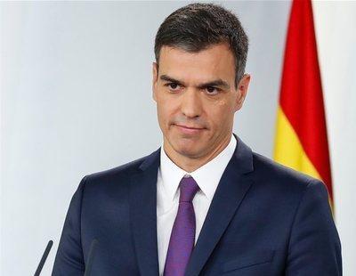 Pedro Sánchez, a favor de un referéndum sobre autogobierno en Cataluña